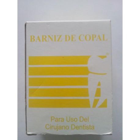 BARNIZ DE COPAL, FRASCO CON 15 ML CON DISOLVENTE DE 15 ML. VIARDEN